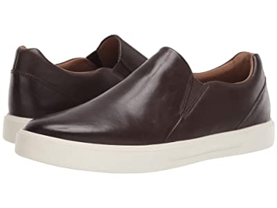 Clarks Un Costa Step (Brown Leather) Men