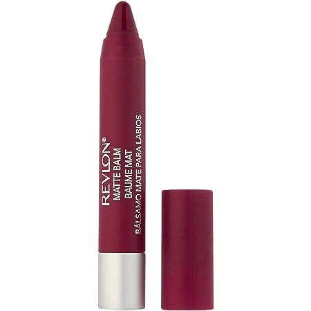 Revlon ColorBurst Matte Balm 270 Fiery Matowa szminka w sztyfcie