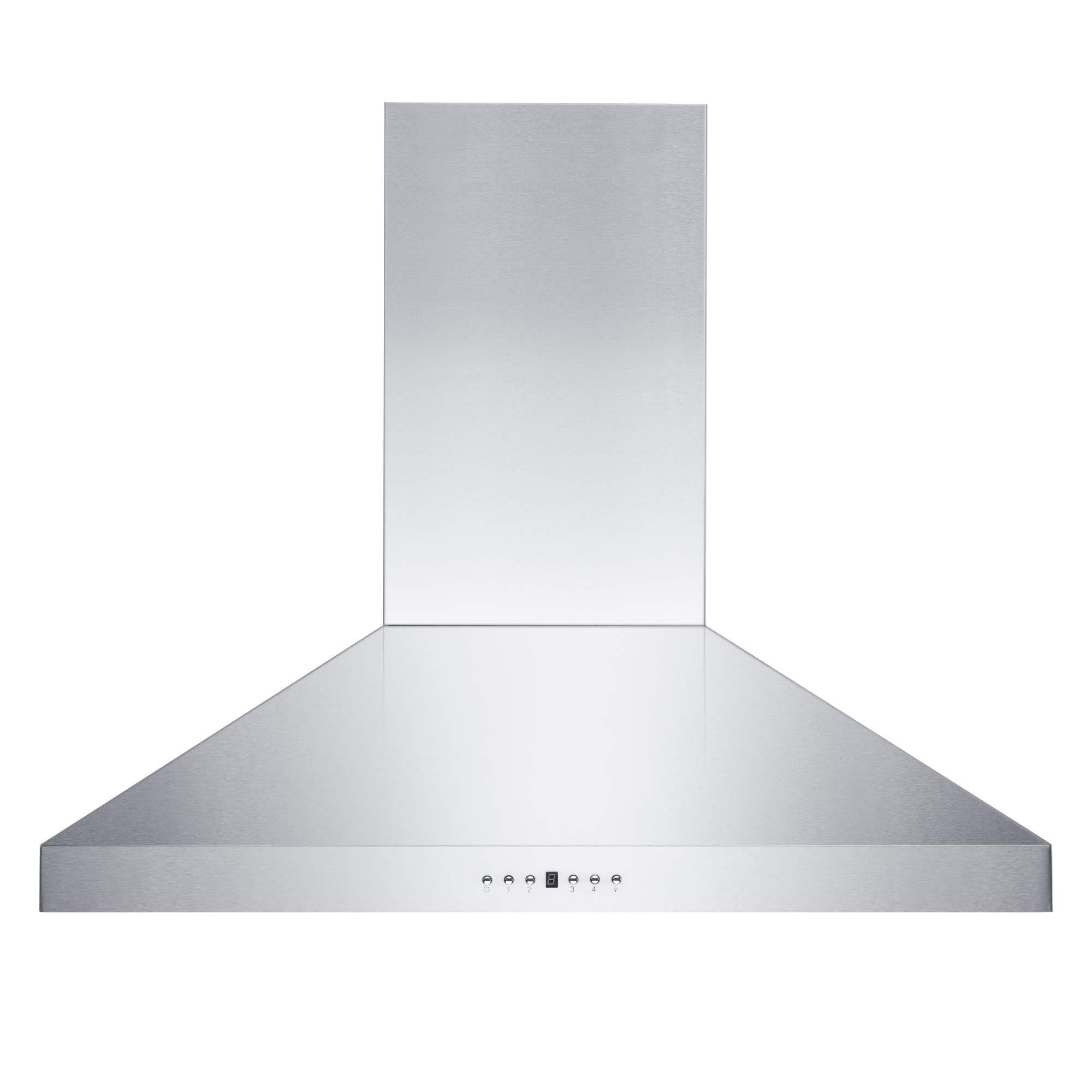 ZLINE 30 pulgadas. Campana de montaje en pared 760 CFM en acero inoxidable (KL3-30): Amazon.es: Grandes electrodomésticos