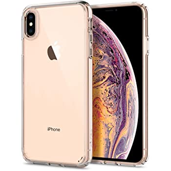 Spigen Ultra Hybrid Designed for iPhone Xs MAX Case (2018) - Crystal Clear
