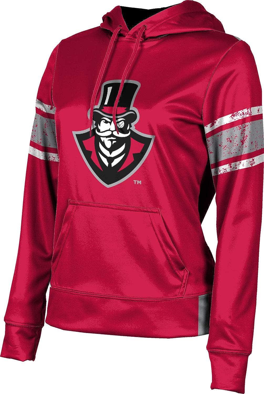 ProSphere Austin Peay State University Girls' Pullover Hoodie, School Spirit Sweatshirt (End Zone)