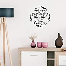 Vinyl Wall Art Decal - There is No Greater Love Than That of A Mother - 22