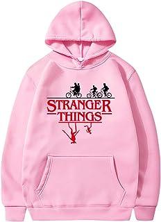 Sudadera Stranger Things Mujer, Sudadera Stranger Things 3, Stranger Things Niña Sudadera con Capucha Stranger Things Niña...