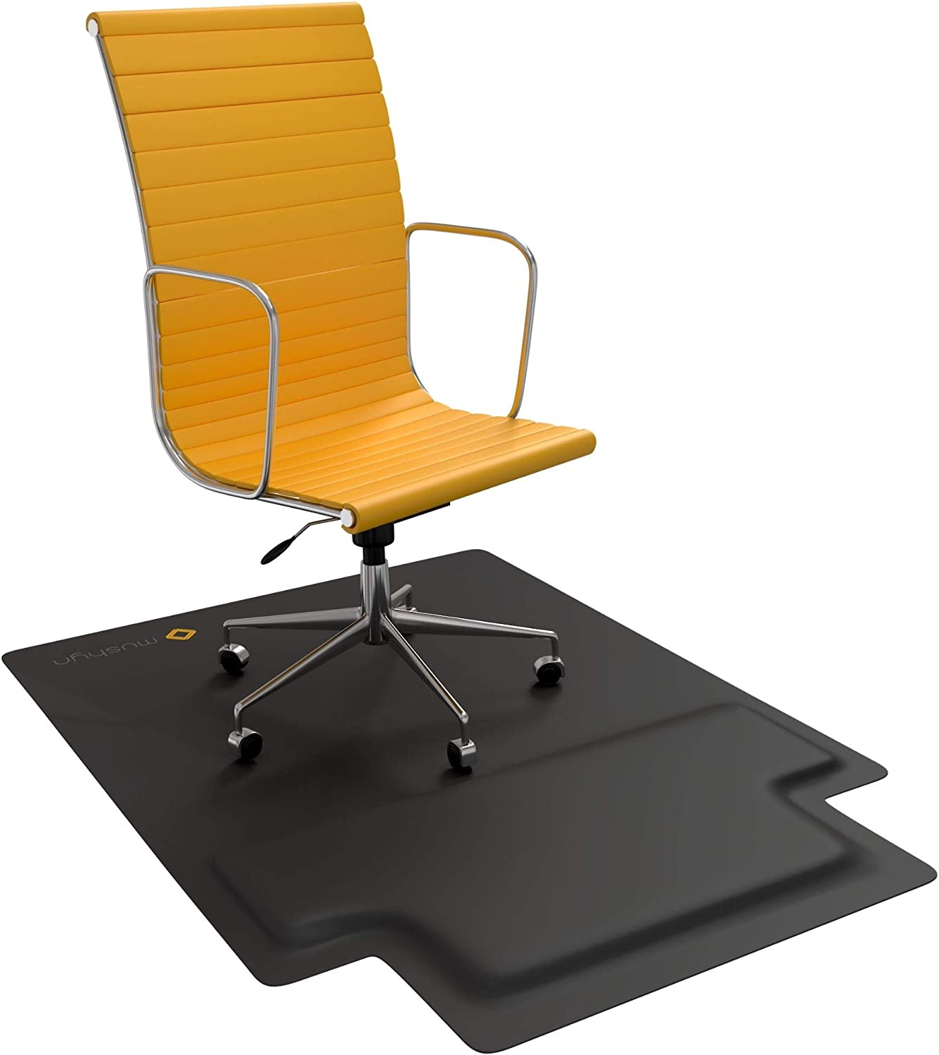 Mushyn Chair Mat With Anti Fatigue Area Review