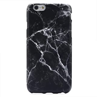 GOLINK iPhone 6/6s Case IMD Printing Slim-Fit Ultra-Thin Anti-Scratch Shock Proof Dust Proof Anti-Finger Print TPU Case for iPhone 6/iPhone 6S(4.7 inch Display) - Black Marble III