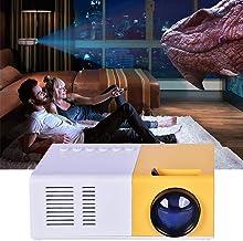 Joojun Mini proyector, proyector retroproyector portátil,