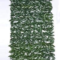 緑のカーテン グリーンカーテン 壁を美しくするテラスガーデンフェンス装飾柵人工アイビーヘッジプライベートスクリーンガーデンフェンス BRFDC 626