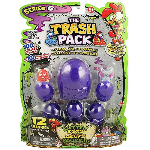 Trash Pack Rotten Eggs - 12 Pack