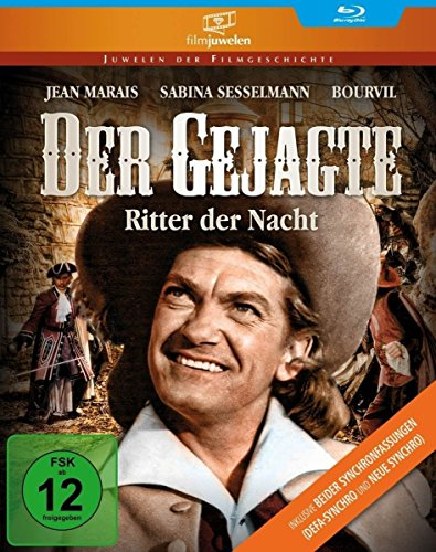 Der Gejagte - Ritter der Nacht [Blu-ray]