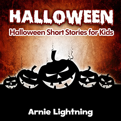 Halloween: Spooky Halloween Short Stories for Kids audiobook cover art