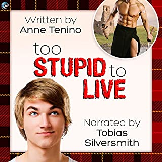 Too Stupid to Live cover art