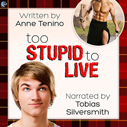 Too Stupid to Live audiobook cover art