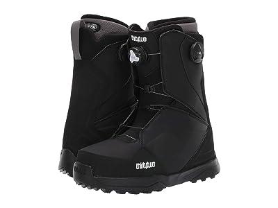 thirtytwo Lashed Double BOA Snowboard Boot (Black) Men