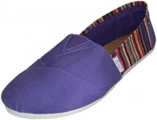bee5495225c Amazon.com  Purple - Loafers   Slip-Ons   Shoes  Clothing