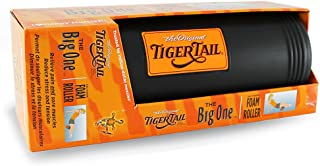 Tiger Tail - The Big One Foam Roller - Relieve Your Muscle Knots and Tightness - Sturdy and Powerful Muscle Massage Roller - Great for Sore Backs and Legs - Muscle Massage Therapy
