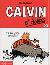 Calvin et Hobbes - tome 23 petit format (23) (French Edition)