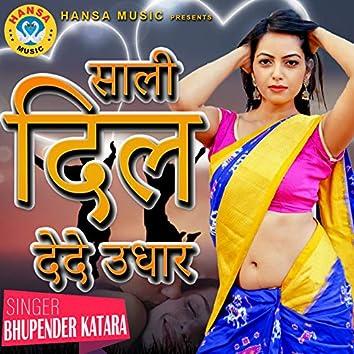 Sali Dil Dede Udhar - Single