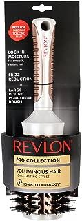 Revlon Pro Collection Long-Lasting Styles Voluminous Hair Porcupine Hair Brush, 1.75 inch Rose Gold