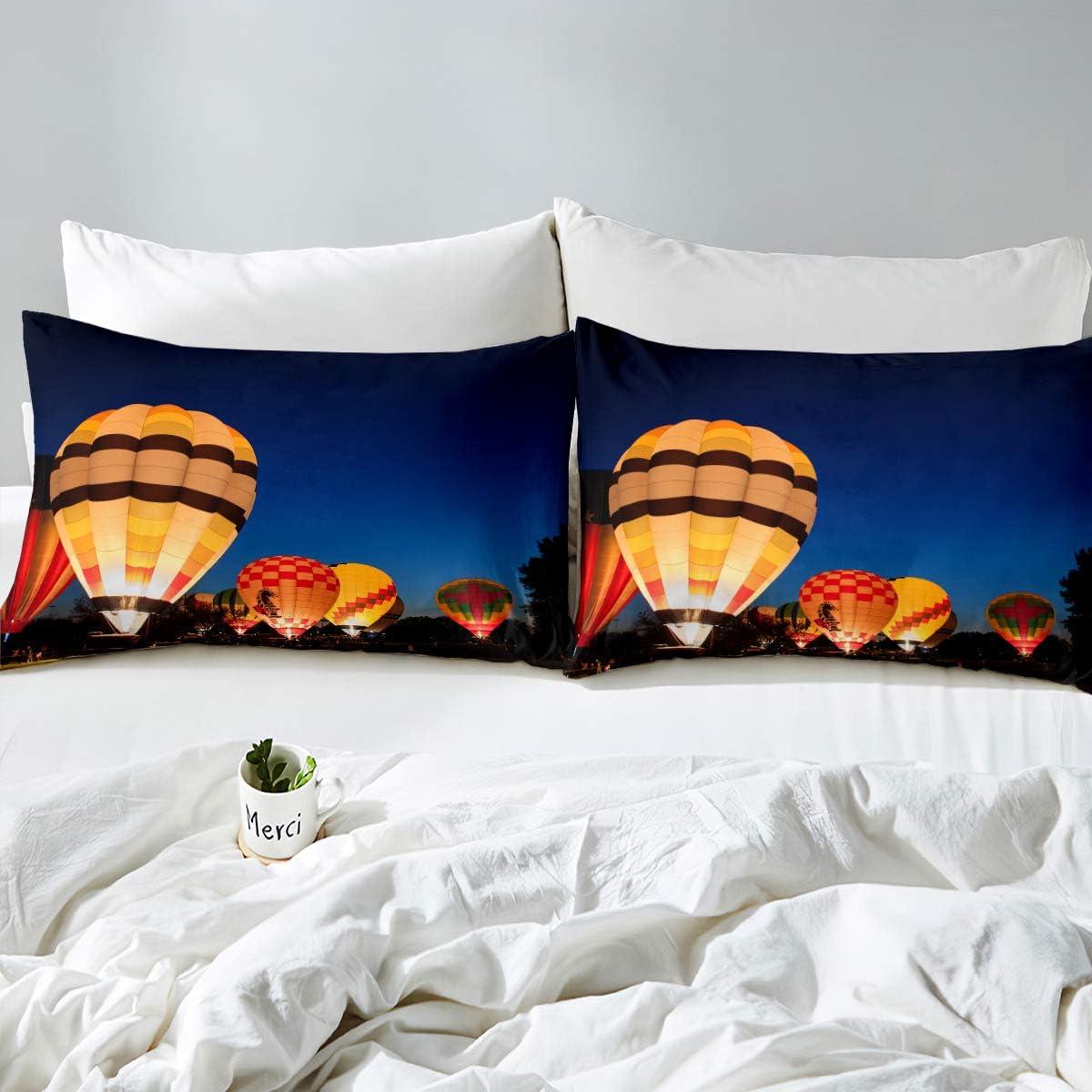 1 Fitted Sheet + 1 Pillow Case TwinXL Size Manfei Musical Bedding Set 2pcs for Kids Boys Guitar Radio Drum Kit Headset Decor Sheet Set Music Theme Fitted Sheet Microfiber Bed Sheet Set