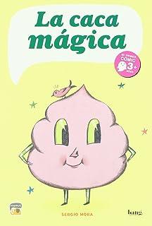 comprar comparacion La Caca Magica, Colección Mamut 3+