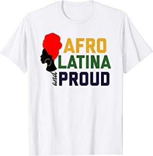 Best young latino and proud shirt Reviews