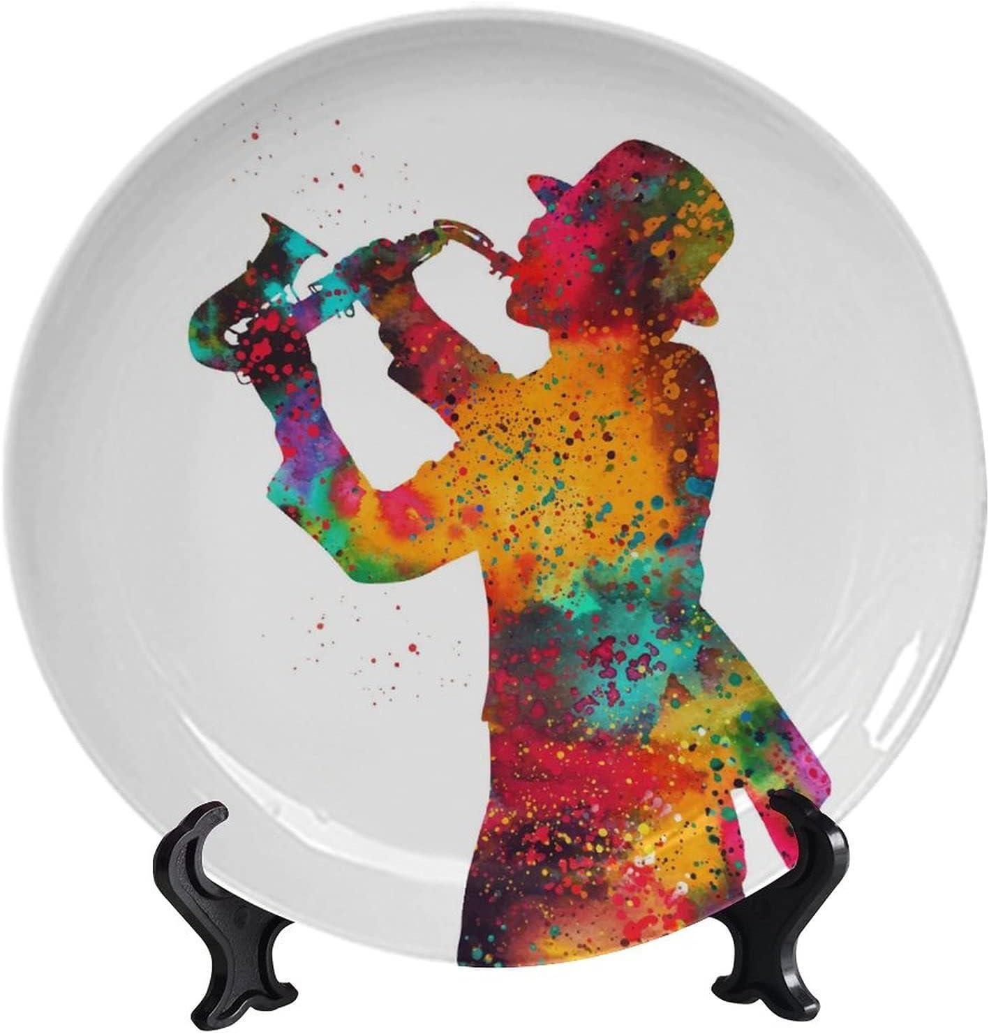 wonderr Jazz Ceramic Stoneware Decorative Cheap super special price lowest price Lifestyle and Plates