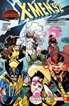 X-Men '92 Vol. 0: Warzones! (Secret Wars: X-men)
