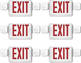 Best fire exit sign emergency lighting Reviews