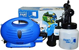 Paint Sprayer Machine for Plastics, Metals & Wood