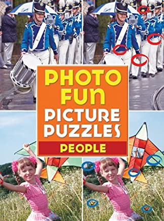Photo Fun Picture Puzzles: People by Editors of Thunder Bay Press (2011-10-11)