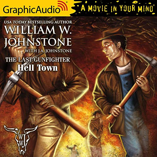 Hell Town [Dramatized Adaptation] cover art