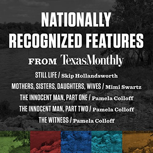 Nationally Recognized Features from Texas Monthly audiobook cover art