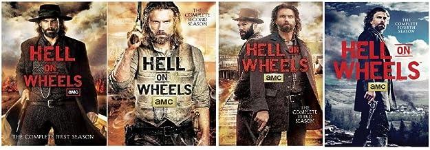 Hell on Wheels Complete Seasons 1-4