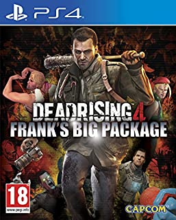 Dead Rising 4 Franks Big Package (PS4) (B077HRKC64)   Amazon price tracker / tracking, Amazon price history charts, Amazon price watches, Amazon price drop alerts