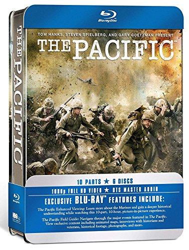 The Pacific: Complete HBO Series [Blu-ray] [Edizione: Regno Unito]