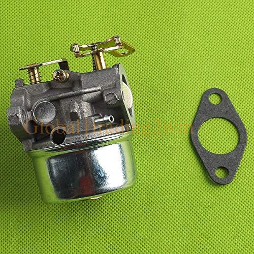 CNOP Zubehör Ersatzteile für Huq Vergaser für Tecumseh 632107 632107A 640084 3,5 PS 4 PS 5 PS Schneefräse Teile