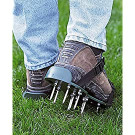 Lawn Aerator Sandals by DBROTH 1 Sold on Amazon