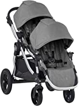 2019 Baby Jogger City Select Double Stroller (Slate)