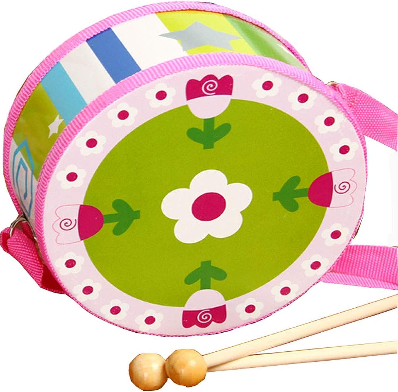 Baby Music Instrument Toy for Kids Cartoon Hand Drum Musical Drum Toy 15cm 5.9in  13