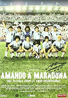 Amando A Maradona (Import Movie) (European Format - Zone 2
