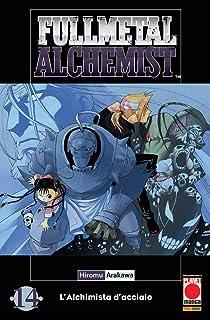 Fullmetal alchemist. L'alchimista d'acciaio (Vol. 14)