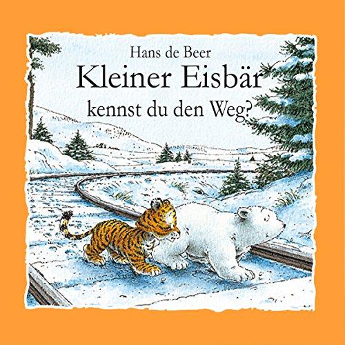 Kleiner Eisbär, kennst du den Weg? audiobook cover art