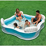 Intex Familien Pool Planschbecken Schwimmbecken ,Sitzlounge ,Lounge Schwimmbecken