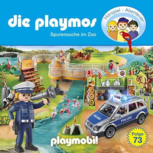 Spurensuche im Zoo. Das Original Playmobil Hörspiel cover art
