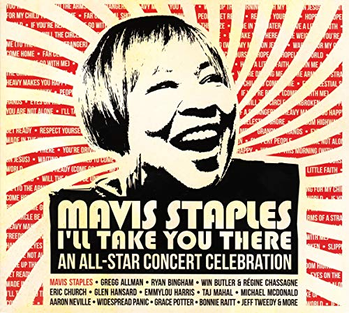 Mavis Staples I'll Take You There: All-Star (2 CD)