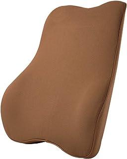 Reposacabezas Soporte Lumbar Auto Suministros Reposacabezas Respaldo Respaldo Cojín Lumbar Almohada para El Cuello Cojín De Cintura Espacio Memoria Espuma Función De Masaje Piezas Pequeñas