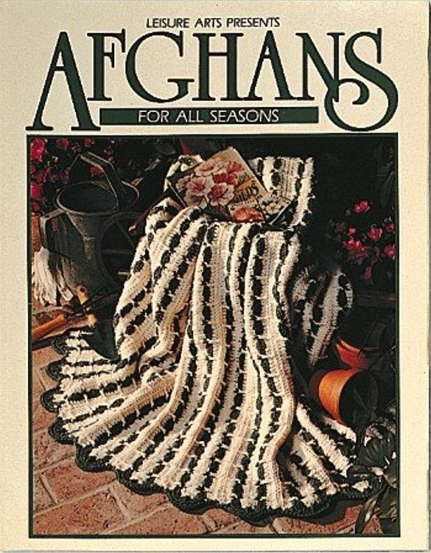 Afghans For All Seasons - Crochet Patterns