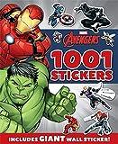 Marvel Avengers : 1001 Stickers (1001 Stickers Marvel)