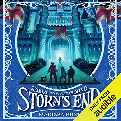 Story's End audiobook cover art
