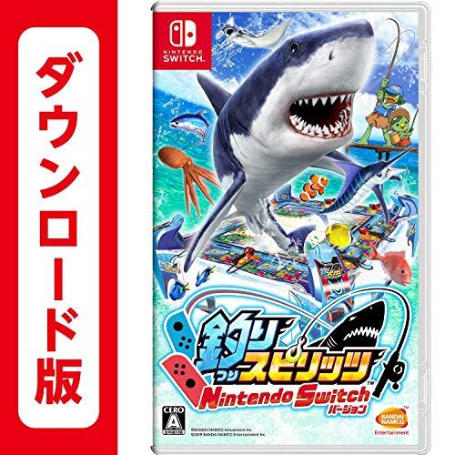釣りスピリッツ Nintendo Switchバージョン オンラインコード版